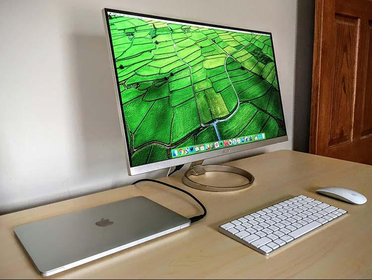 Usare Macbook con coperchio chiuso