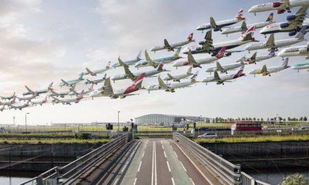 Tratte aeree più trafficate