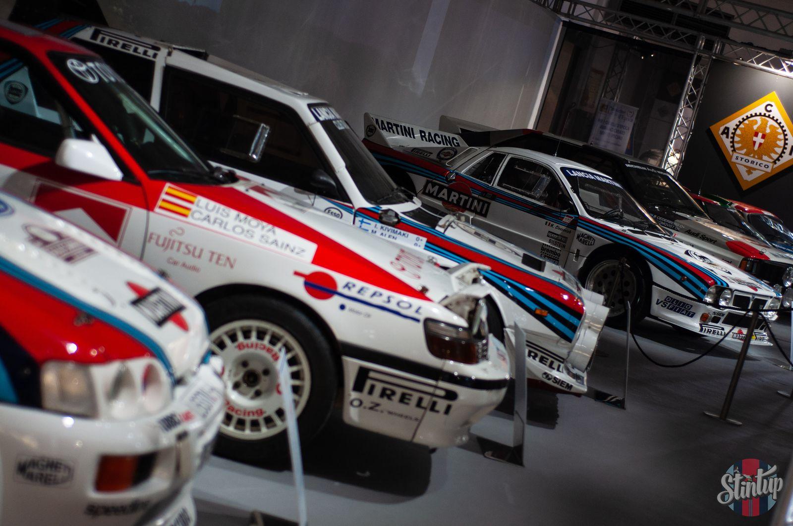 Storia del Rally