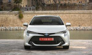 Nuova Toyota Corolla 2019