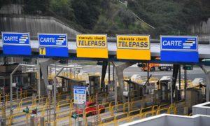 Telepedaggio UE