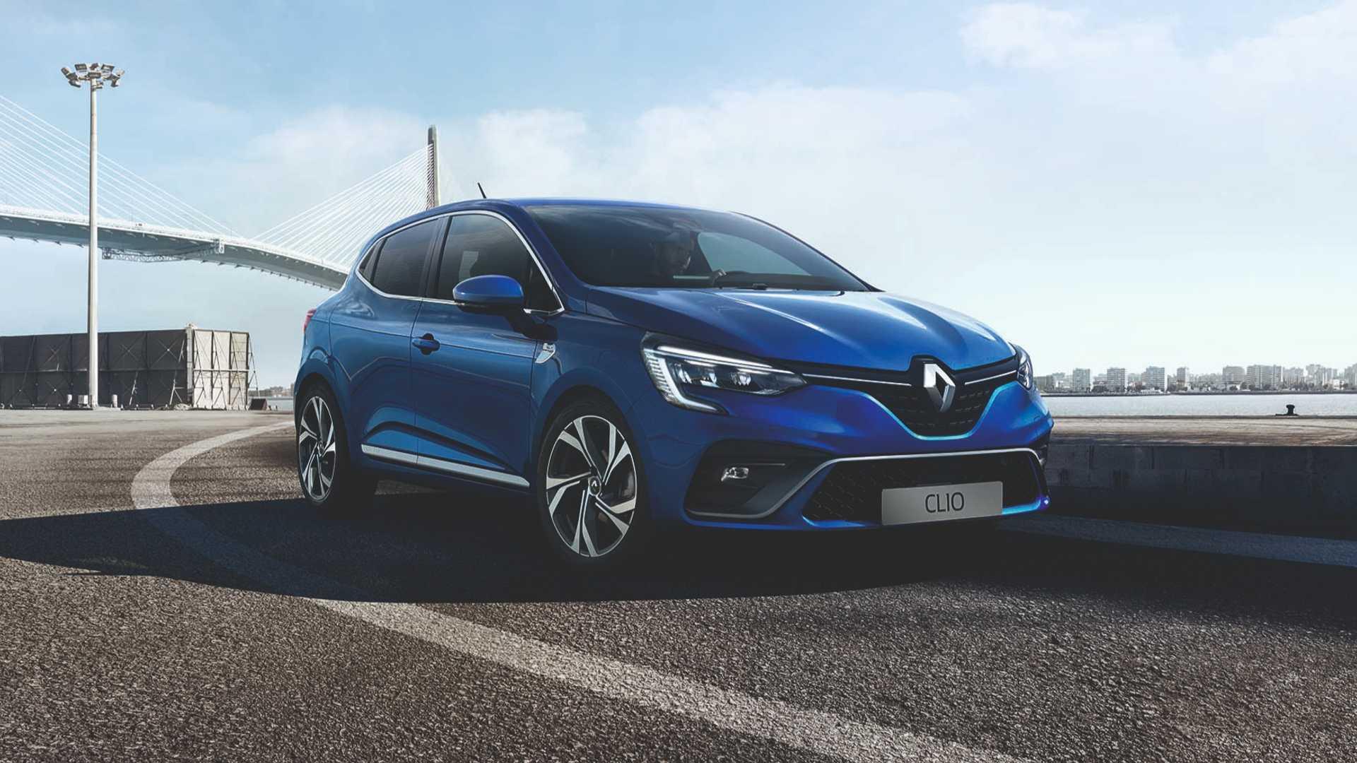 Renault Clio Salone di Ginevra 2019