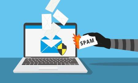 come bloccare email