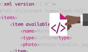 come aprire file XML