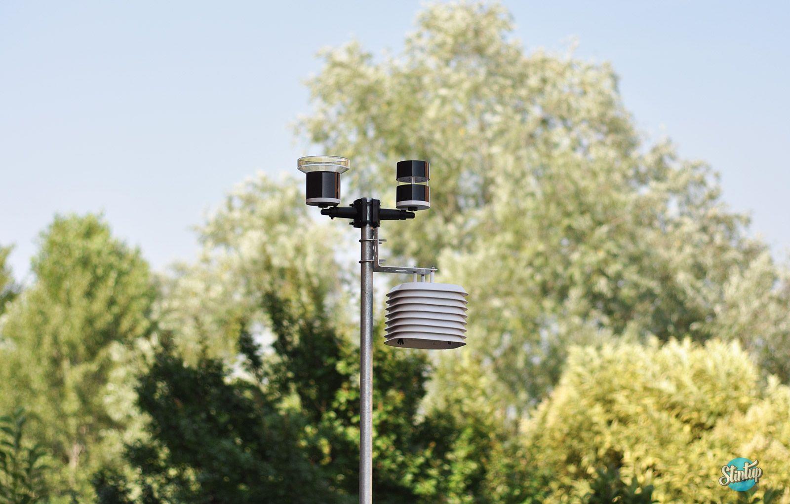 stazione meteo netatmo homekit