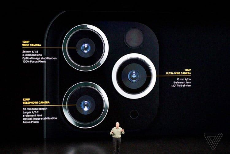 iPhone 11 Pro e Pro Max