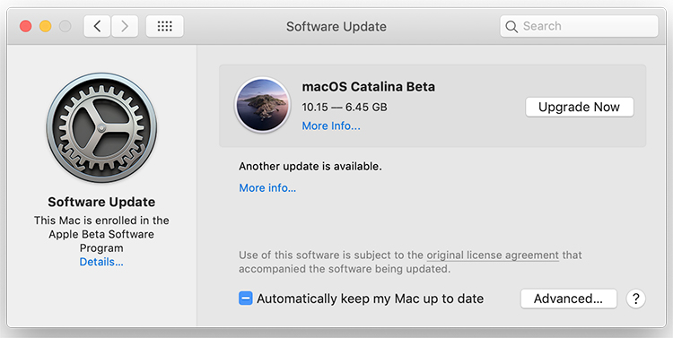 macOS Catalina 10.15 hackintosh