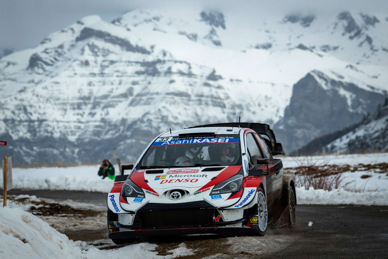 wrc montecarlo neuville evans streaming tv
