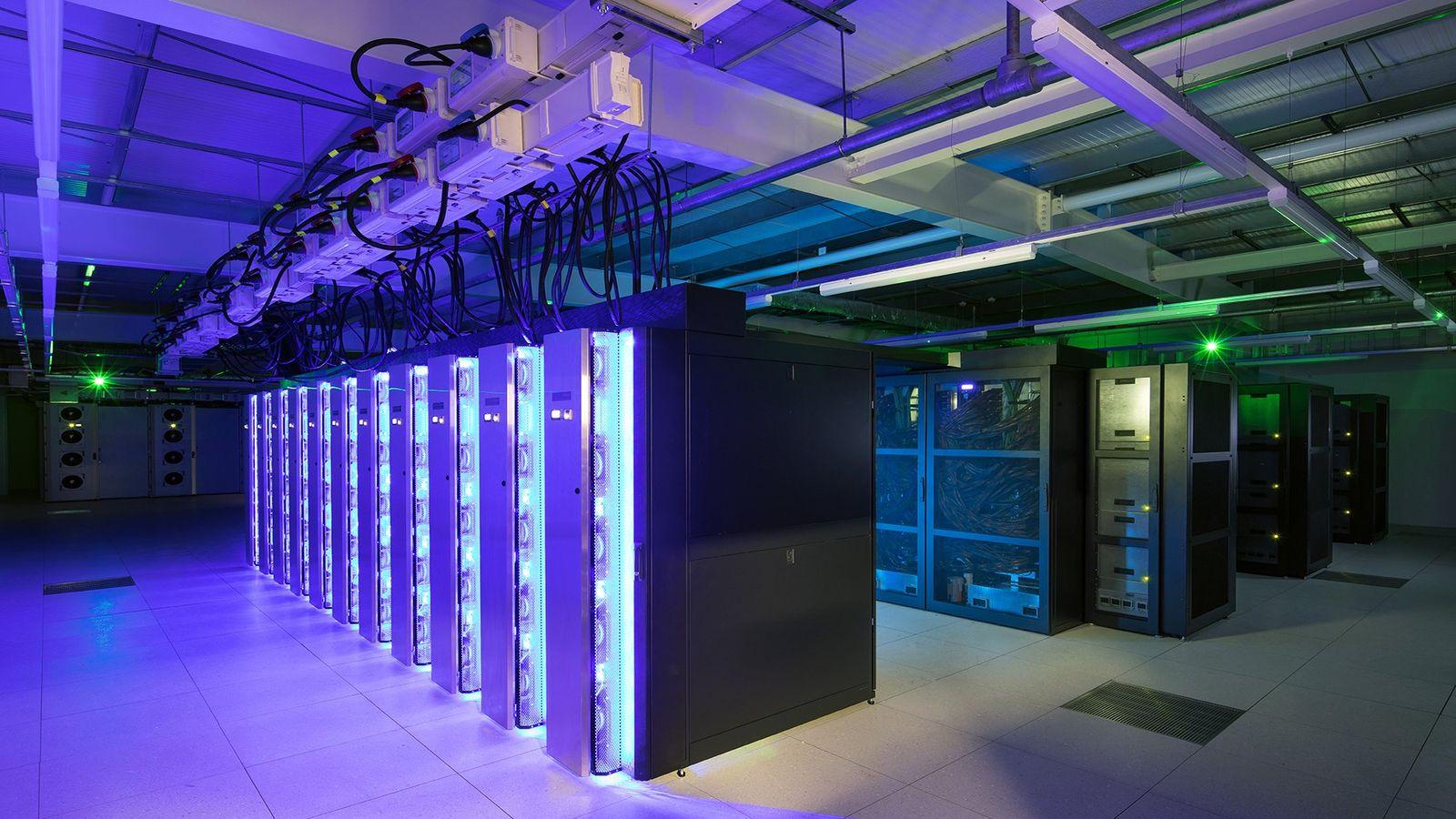 previsioni meteo super computer