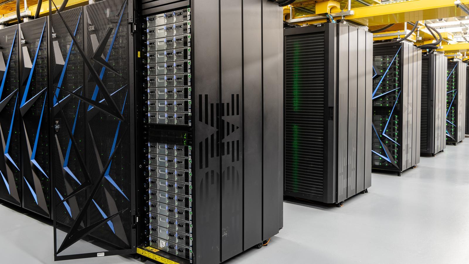 supercomputer coronavirus