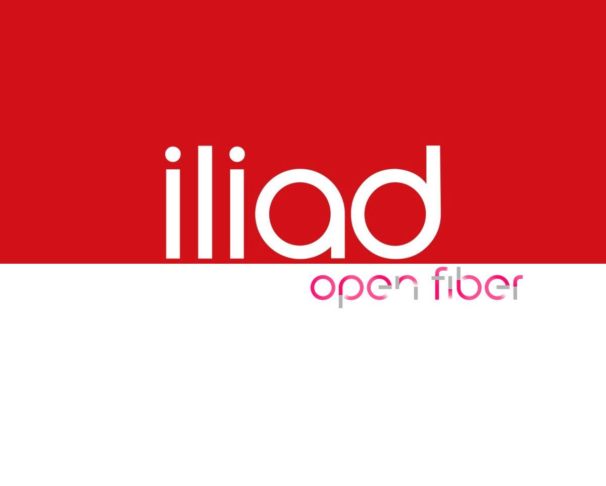 iliad rete fissa open fiber