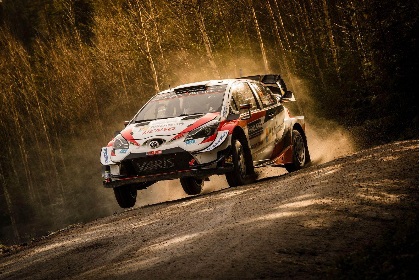 Calendario WRC 2020 aggiornato