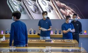 iPhone 12 apple store chiusi per covid