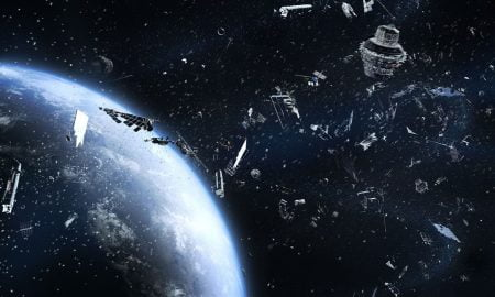 inquinamento nello spazio