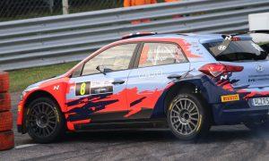 rally Monza in tv