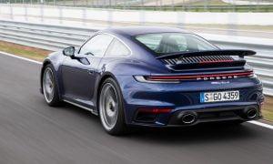 Porsche 911 elettrica