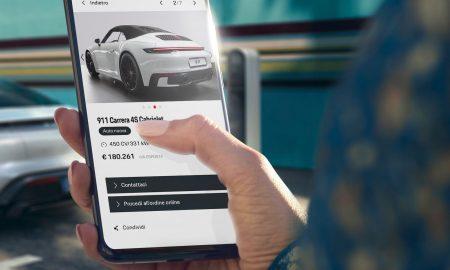 Acquistare una Porsche online
