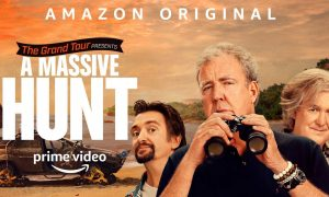 The Grand Tour presents: A Massive Hunt con Clarkson, May e Hammond