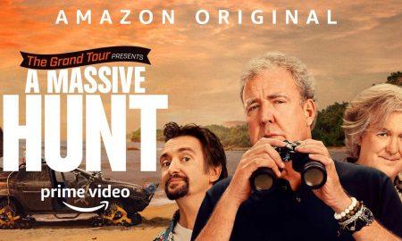 The Grand Tour presents: A Massive Hunt con Clarkson, May e Hammond