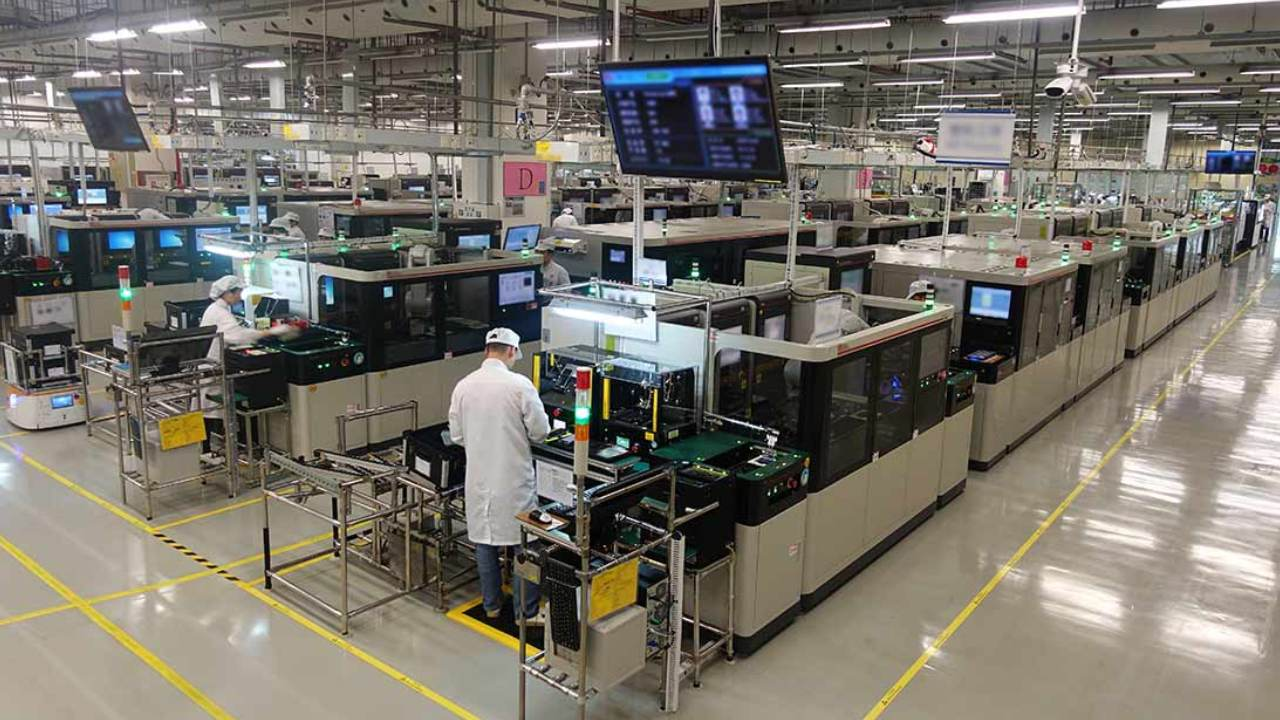 Huawei fabbrica processori