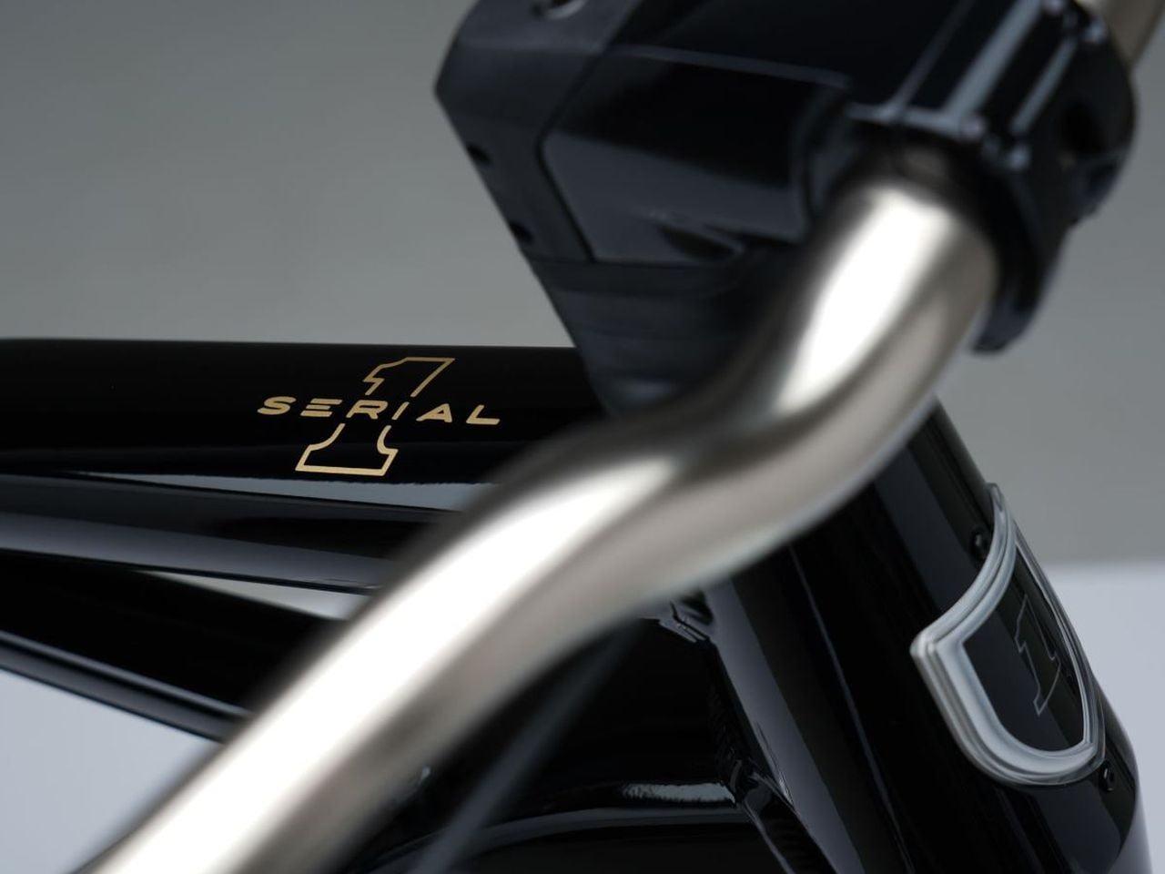 Harley Davidson Serial 1
