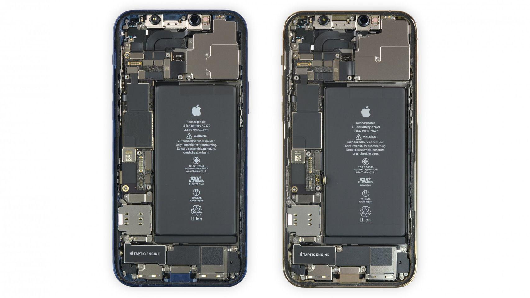 Quanto costa produrre un iPhone 12 Pro