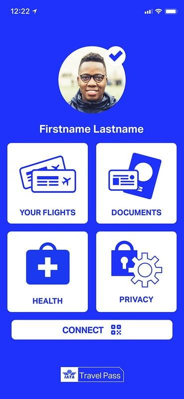 passaporto vaccinale IATA Travel Pass