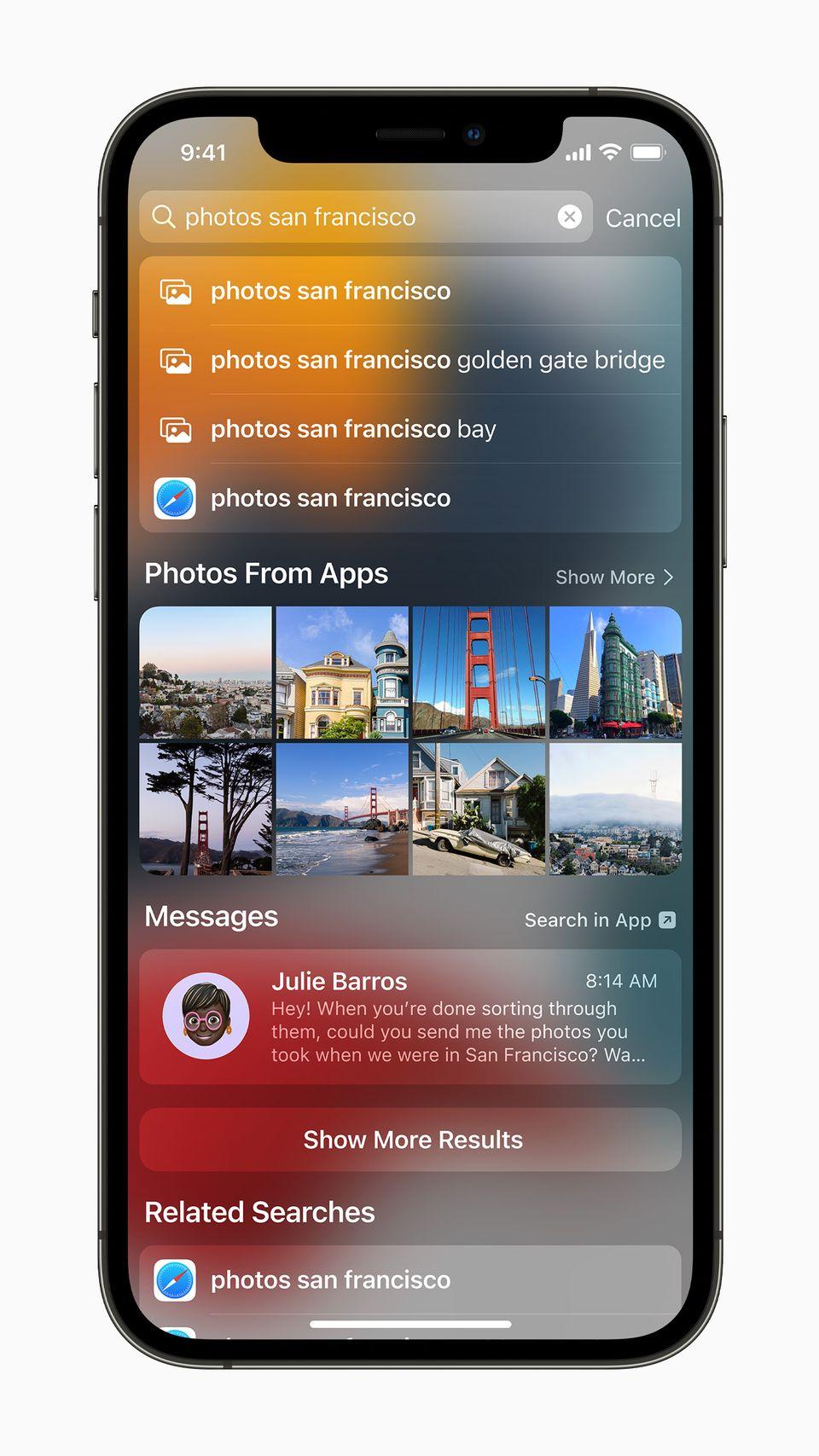 Apple iPhone12Pro iOS15 Spotlight Photo 060721 result