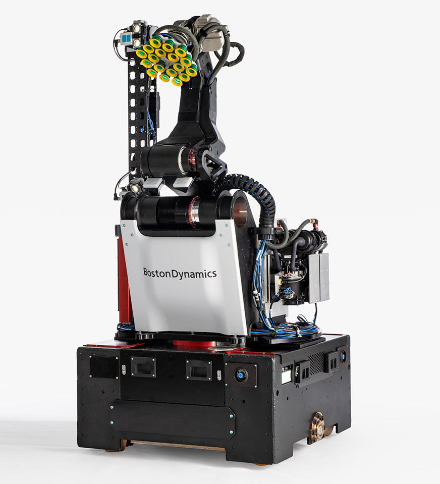 robot magazziniere, si chiama Boston Dynamics Stretch